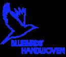 BlueBirds' handwoven